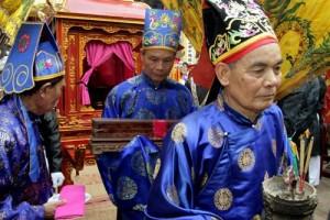 Hà Nội: Hội làng Triều Khúc