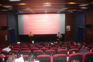 Hội Cựu chiến binh Sở VH,TT&DL sơ kết giữa nhiệm kỳ