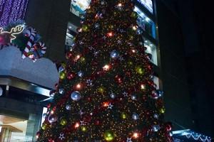 Những cây thông Noel 2013 lộng lẫy nhất Hà Nội
