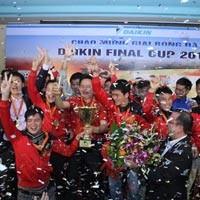 Vòng chung kết bóng đá toàn quốc DAIKIN FINAL CUP 2013.