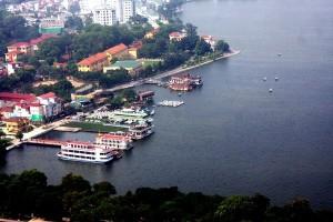 Hà Nội phát triển hồ Tây thành điểm du lịch hấp dẫn