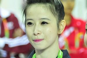 VĐV Taekwondo Châu Tuyết Vân: Xin đừng gọi hot-girl