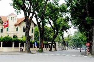 Điều chỉnh Quy hoạch chi tiết Khu trung tâm chính trị Ba Đình, Hà Nội