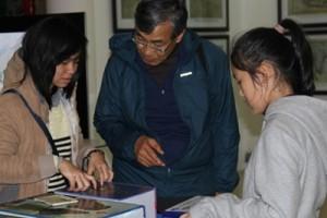 Hà Nội, triển lãm bản đồ và tư liệu Hoàng Sa-Trường Sa
