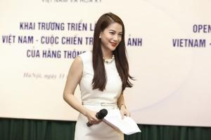 Trương Ngọc Ánh gặp gỡ Chủ tịch hãng thông tấn AP