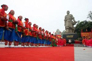 Hà Nội : Lễ hội gò Đống Đa