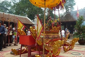 Hà Nội: Lễ hội Đền Và