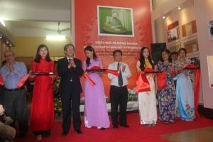 """Triển lãm """"Nhà 48 Hàng Ngang – Nơi Chủ tịch Hồ Chí Minh viết Tuyên ngôn Độc lập"""""""