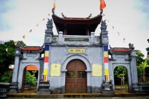 Những ngôi chùa trên Quần đảo Trường Sa