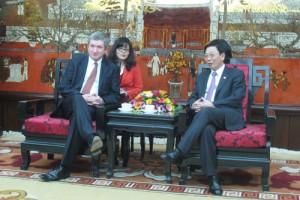 Tăng cường hợp tác giữa Hà Nội và Warszawa (Ba Lan)