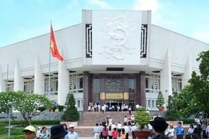 Bảo tàng Hồ Chí Minh – Nơi giáo dục tinh thần yêu nước