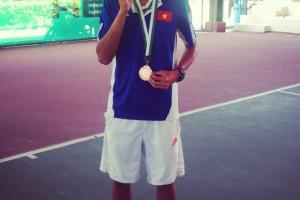Nam sinh lớp 11 Việt Đức điển trai, sở hữu thành tích thể thao khủng