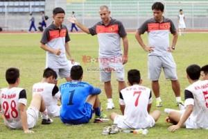 Giải U19 ĐNÁ diễn ra vào tháng 9/2014