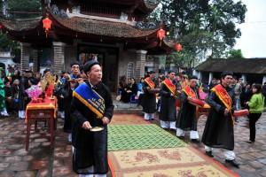 Hà Nội: Lễ hội Chùa Láng