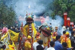 Hà Nội: Lễ hội làng Khê Thượng