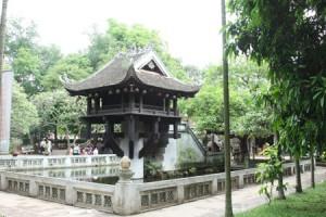 Dự án tu bổ, tôn tạo chùa Một Cột-Diên Hựu