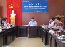 Tái hiện Lễ hội Bài chòi tại thủ đô Hà Nội
