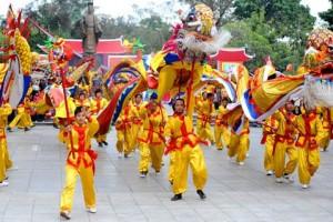 Hà nội: Lễ hội Xuân Thăng Long – Hà Nội