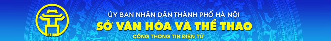 Cổng thông tin Sở Văn Hóa Thể Thao Hà Nội