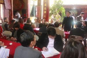 Hà Nội ra quân kiểm tra công tác tổ chức lễ hội