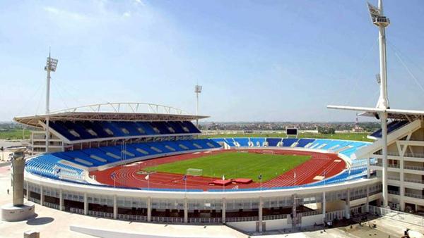 Sân Mỹ Đình sẽ được nâng cấp phục vụ SEA Games 31 - Ảnh: Ngô Nguyễn