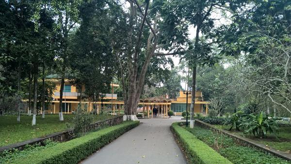 Di tích K9 - Đá Chông