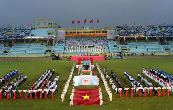 Hà Nội sẽ là chủ nhà của Đại hội TDTT toàn quốc lần thứ VIII năm 2018