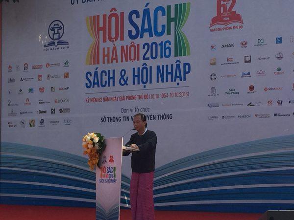 Chủ tịch Hiệp hội xuất bản ASEAN