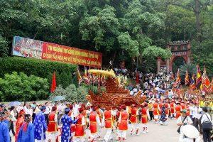 Giỗ tổ Hùng Vương – Lễ hội Đền Hùng 2016
