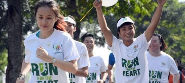"""Dự kiến có khoảng 8.000 người tham gia """"Chạy vì trái tim 2016"""" tại Hà Nội."""