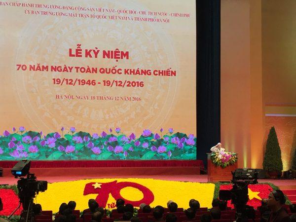Đại tá Nguyễn Huy Du, người đã trực tiếp tham gia chiến dịch 60 ngày đêm bảo vệ Hà Nội năm xưa