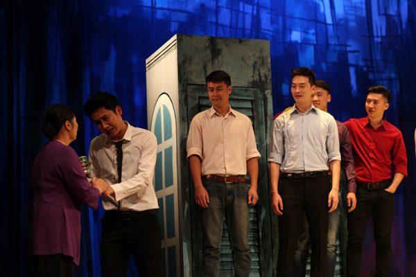 Vở Sự sắp đặt của Số phận - Nhà hát Kịch Hà Nội