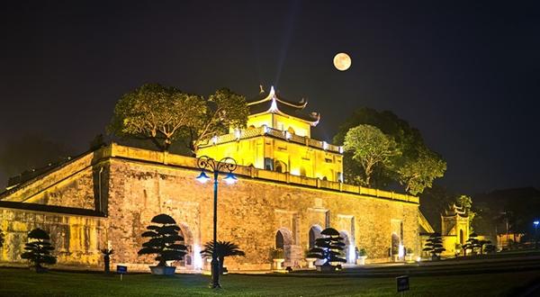 Khu trung tâm Hoàng thành Thăng Long-Hà Nội - Di sản văn hóa thế giới