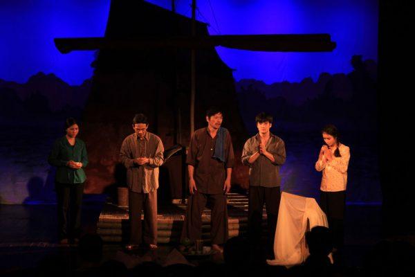 Vở Khát vọng - Nhà hát Kịch Việt Nam