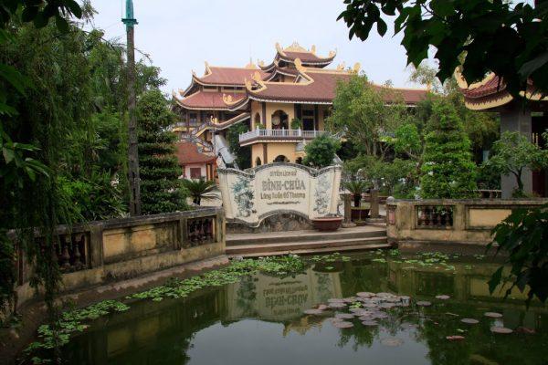 Đình Xuân Đỗ Thượng, phường Cự Khối, quận Long Biên, TP Hà Nội. Ảnh: panoramio.com