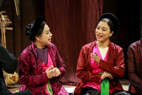 Biểu diễn âm nhạc cổ truyền Việt Nam - Ảnh minh họa