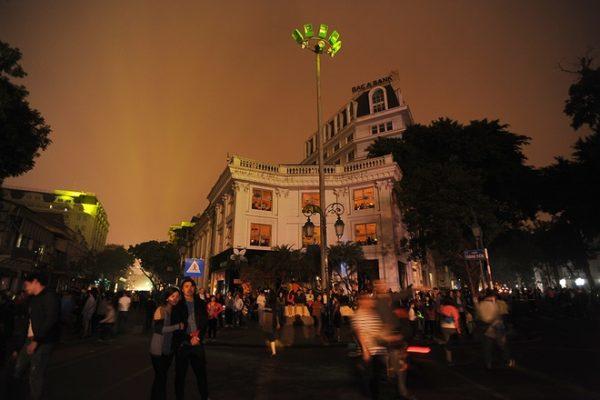 Chiến dịch Giờ trái đất thành phố Hà Nội năm 2016 đã góp phần vào lượng điện tiết kiệm trong 1 giờ tắt đèn của cả nước là 451.000 kWh điện, tiết kiệm được 731,5 triệu đồng