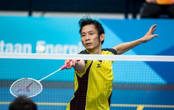 Nguyễn Tiến Minh, đương kim vô địch đơn nam Giải cầu lông quốc tế Ciputra Hà Nội