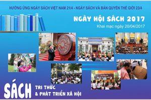 Hấp dẫn Ngày hội sách tại Thư viện quốc gia