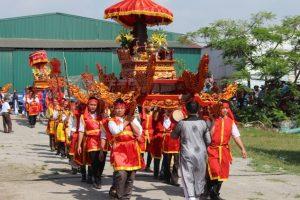 Phú Xuyên thực hiện nếp sống văn minh trong việc cưới, việc tang và lễ hội