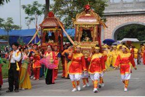 Phường Việt Hưng tích cực bảo tồn, phát huy giá trị di sản văn hóa