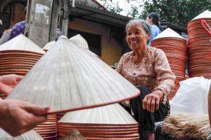 Chợ Nón – Nét đẹp văn hóa làng quê Việt