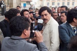 Giải trí cuối tuần: Chiếu phim về trùm mafia khét tiếng Colombia 'Ông trùm Pablo'