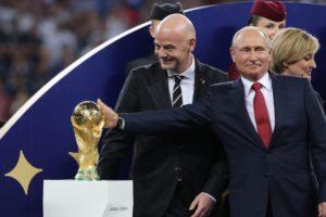 Nga tổ chức một World Cup thành công