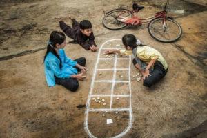 Ngày hội trò chơi dân gian tại phố đi bộ Trịnh Công Sơn