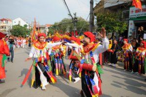 Chung riêng văn hóa Thăng Long – xứ Đoài