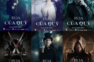 Giải trí cuối tuần: Xem phim kinh dị Nga – 'Hoa của quỷ'