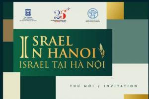 Nhiều hoạt động kỷ niệm 25 năm thiết lập quan hệ ngoại giao Việt Nam – Israel