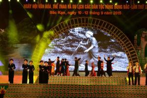 Ngày hội Văn hóa, Thể thao và Du lịch các dân tộc vùng Đông Bắc lần thứ X sẽ diễn ra tại Vĩnh Phúc