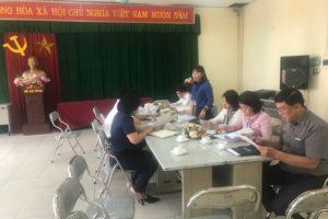 Quận Thanh Xuân kiểm tra thực hiện Quy tắc ứng xử của cán bộ, công chức, người lao động tại quận